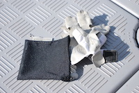 glove bag for rowing gloves