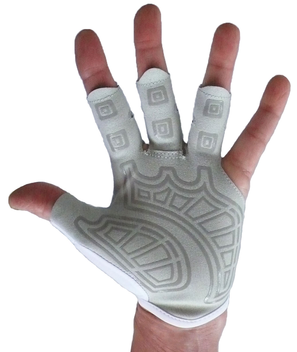 left single sculling glove